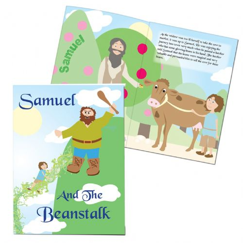 Personalised Jack and the Beanstalk